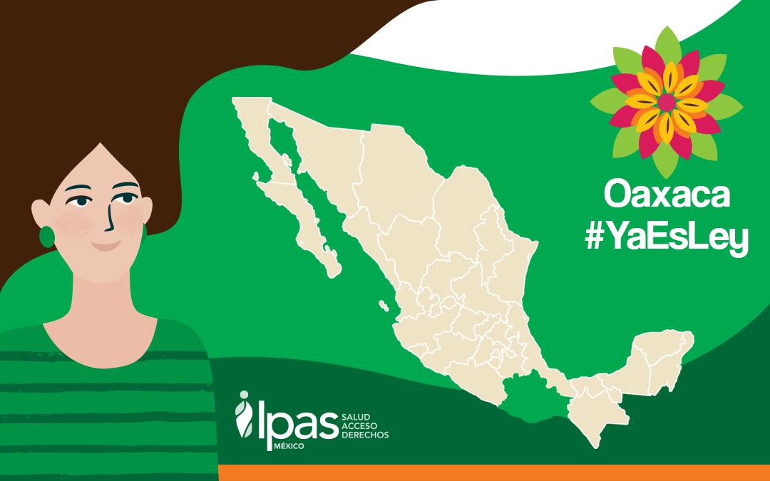 Oaxaca hace historia y se convierte en la segunda entidad en despenalizar el aborto.