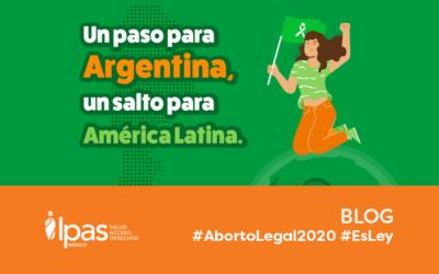 La marea verde triunfa en Argentina